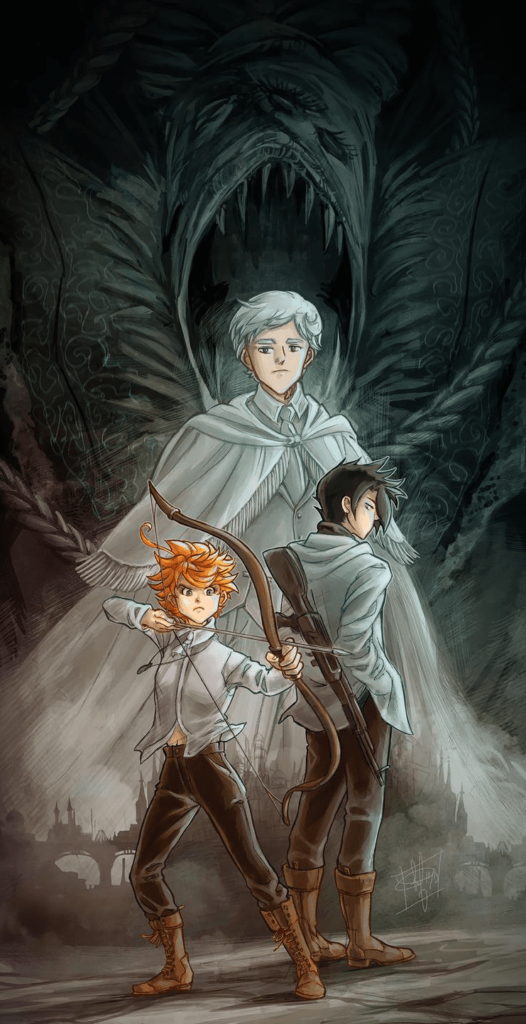 The Promised Neverland Wallpaper Hd