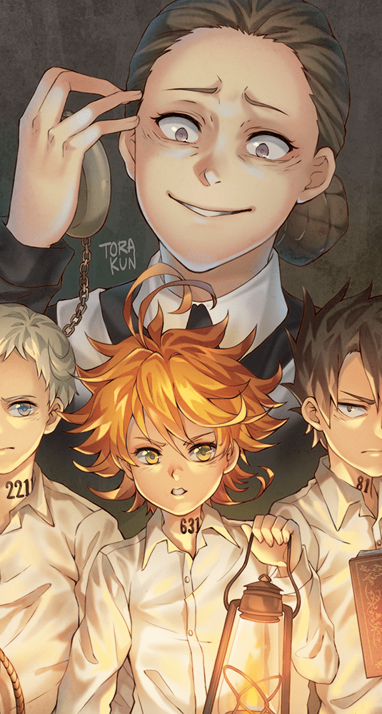 The Promised Neverland Wallpaper Pictures