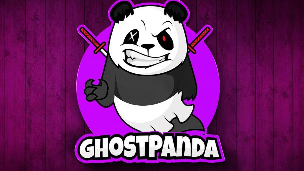 Panda Laptop Background