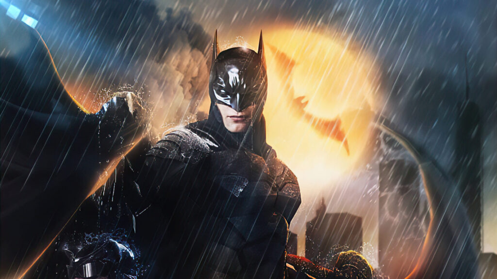 the batman 2021 pc wallpaper