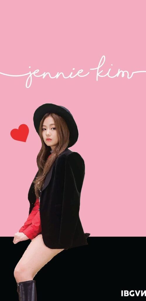 4k wallpapers for jennie kim