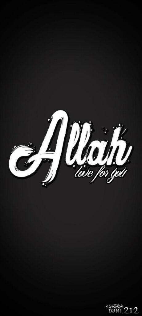 alhamdulillah wallpaper 4k