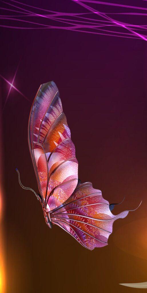 butterfly background wallpaper