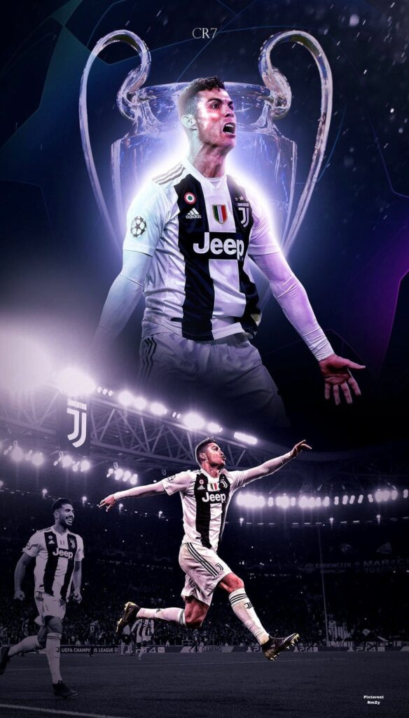 cr7 android wallpaper