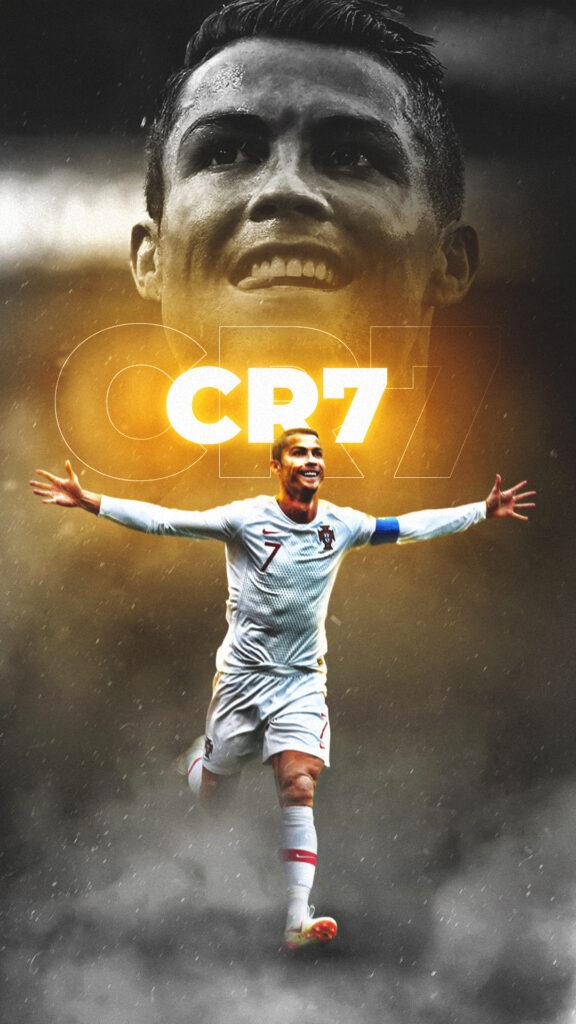 cr7 mobile wallpaper