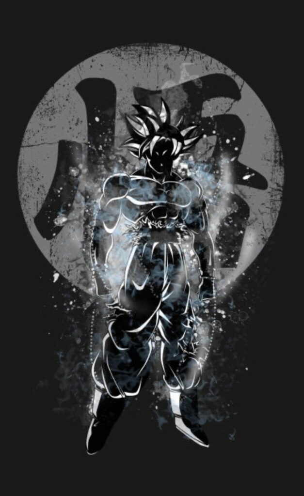 goku ultra instinct wallpaper hd
