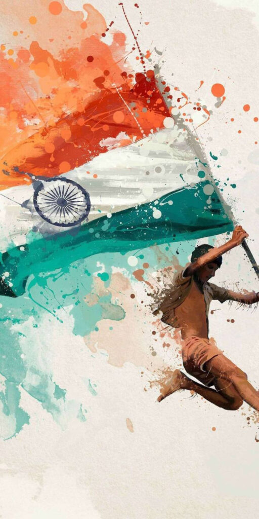 indian flag wallpaper for phone