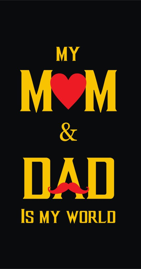 mom and dad images