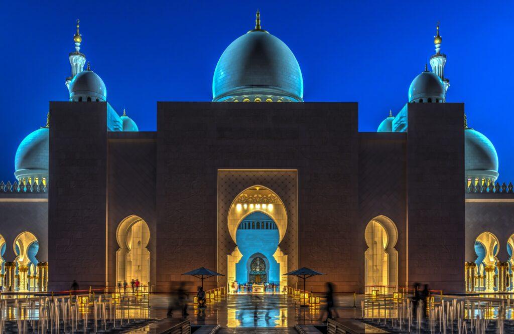 mosque desktop wallpaper
