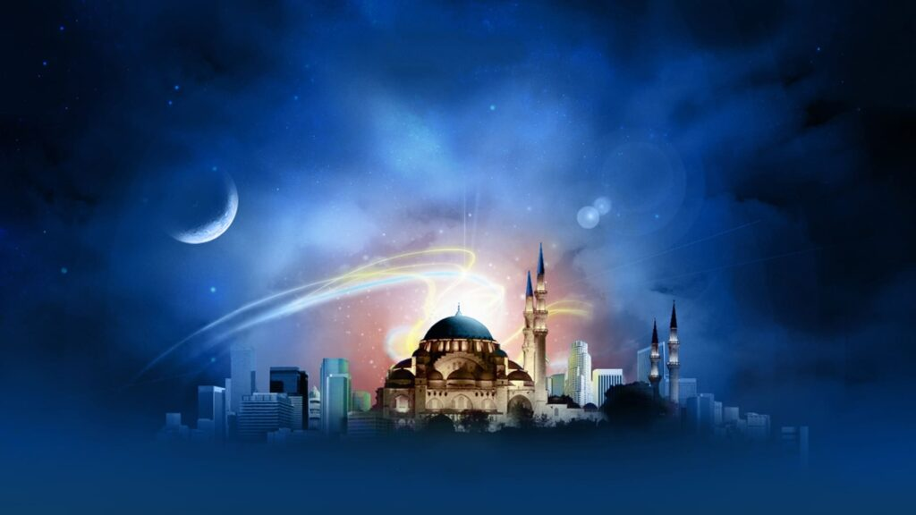 mosque desktop wallpaper 2021