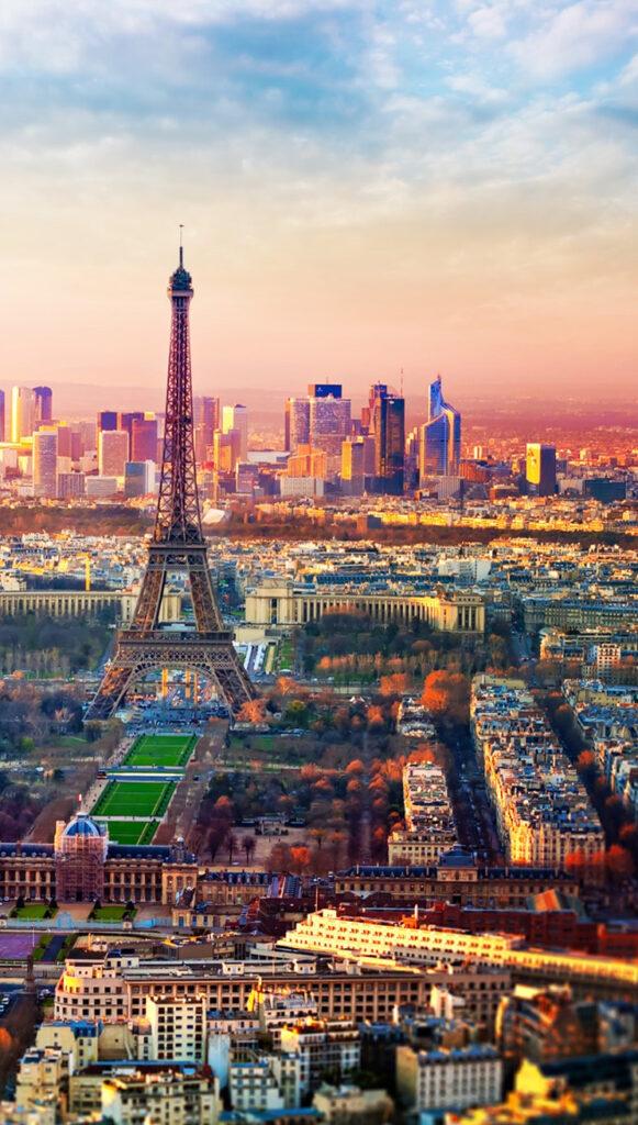 paris wallpaper for phone