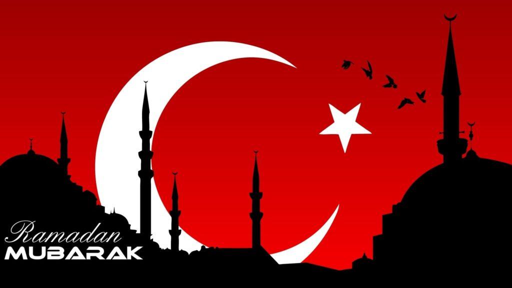 ramadan mubarak computer wallpaper