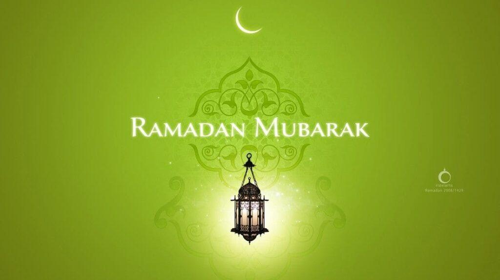 ramadan mubarak desktop wallpaper