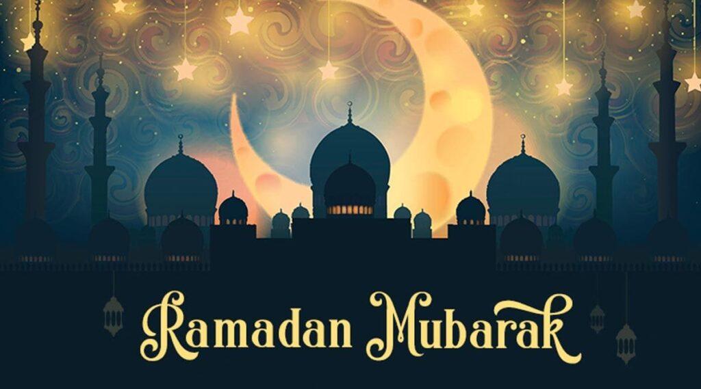 ramadan mubarak laptop wallpaper