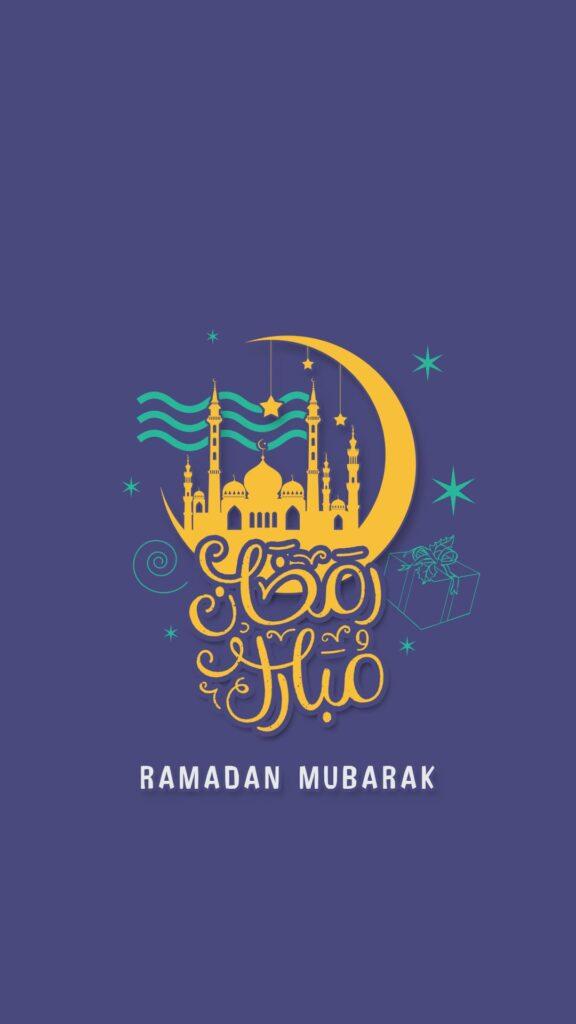 ramadan mubarak wallpaper for phone