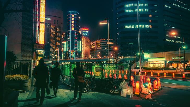 tokyo pc wallpaper