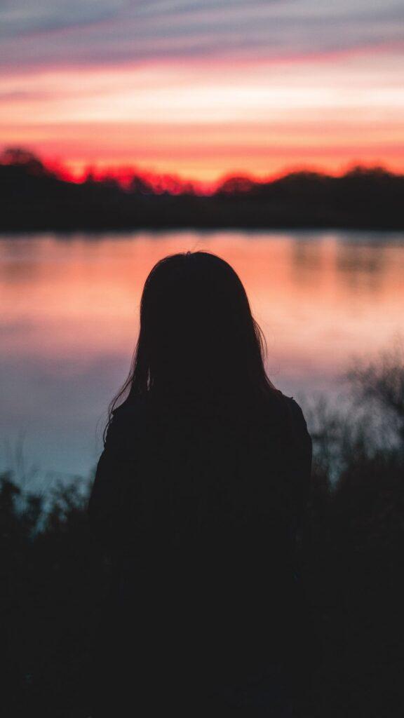 alone background