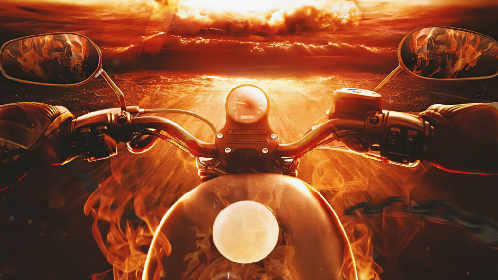 ghost rider pc wallpaper