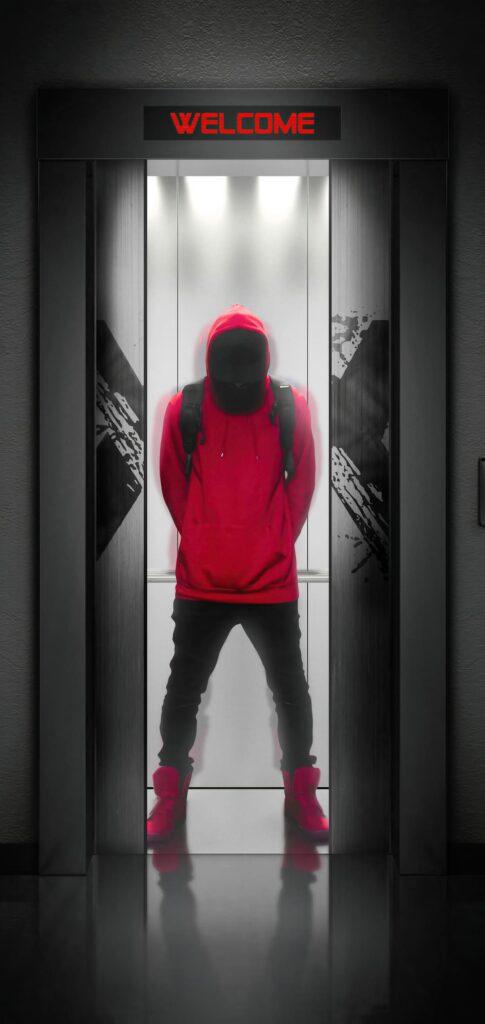 hoodie wallpaper 4k