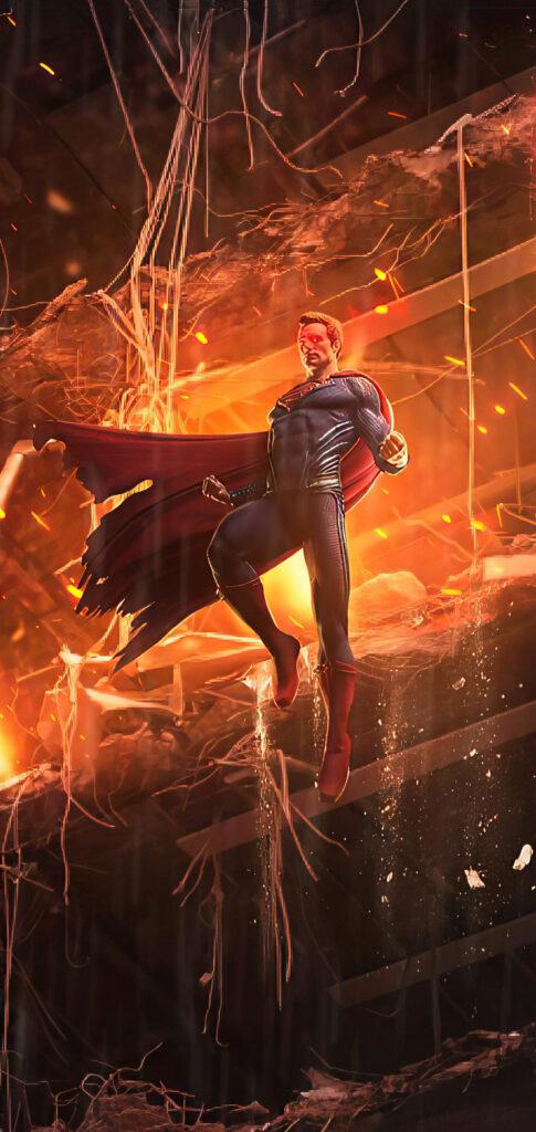 latest superman wallpaper