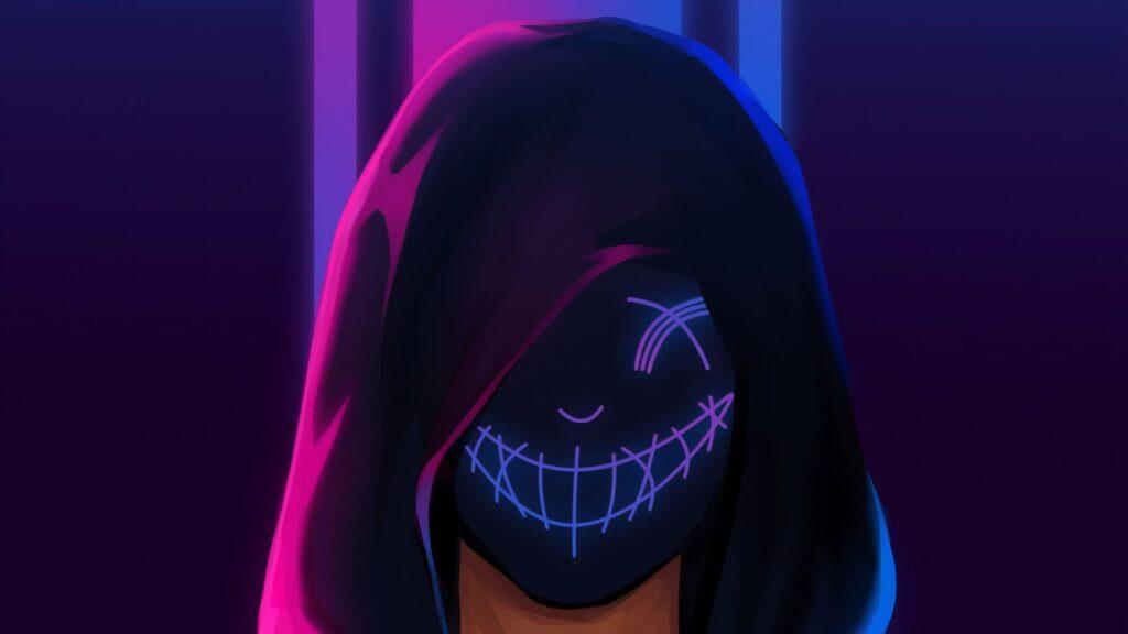 mask pc background