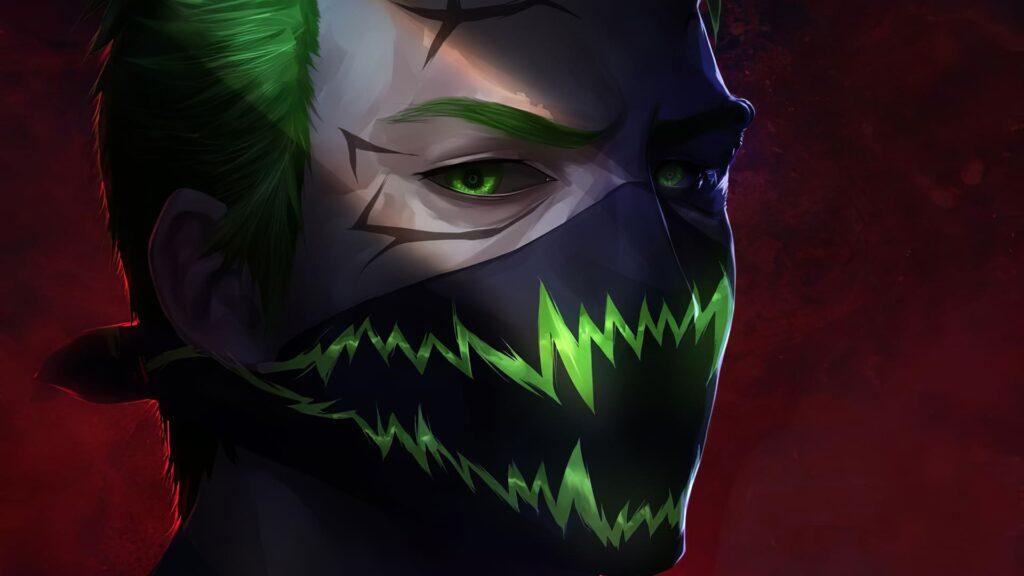 mask pc wallpaper