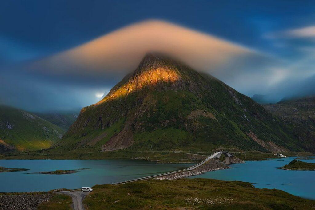 mountain desktop background