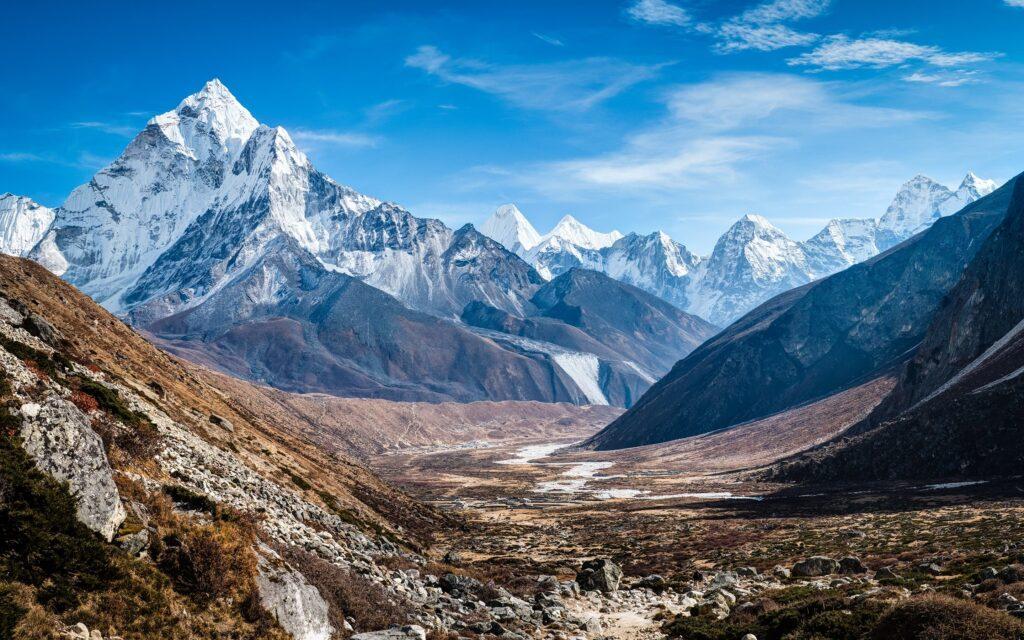 mountain pc background