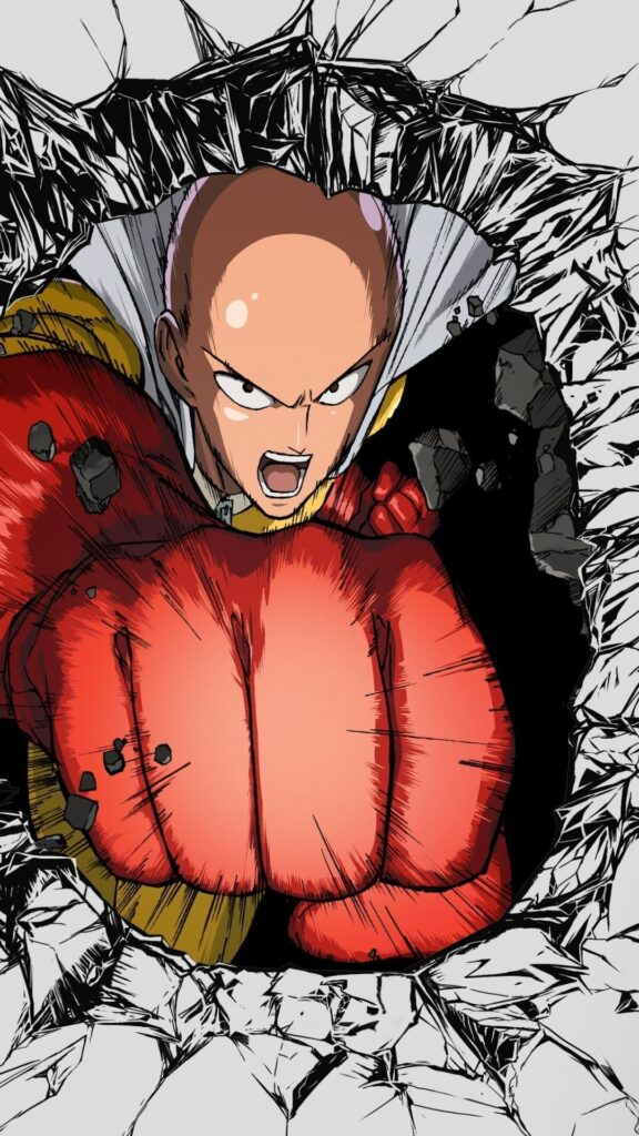 one punch man backgrounds