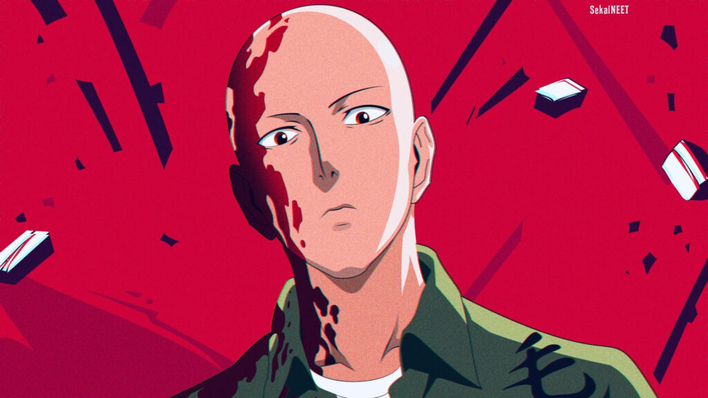one punch man pc wallpaper