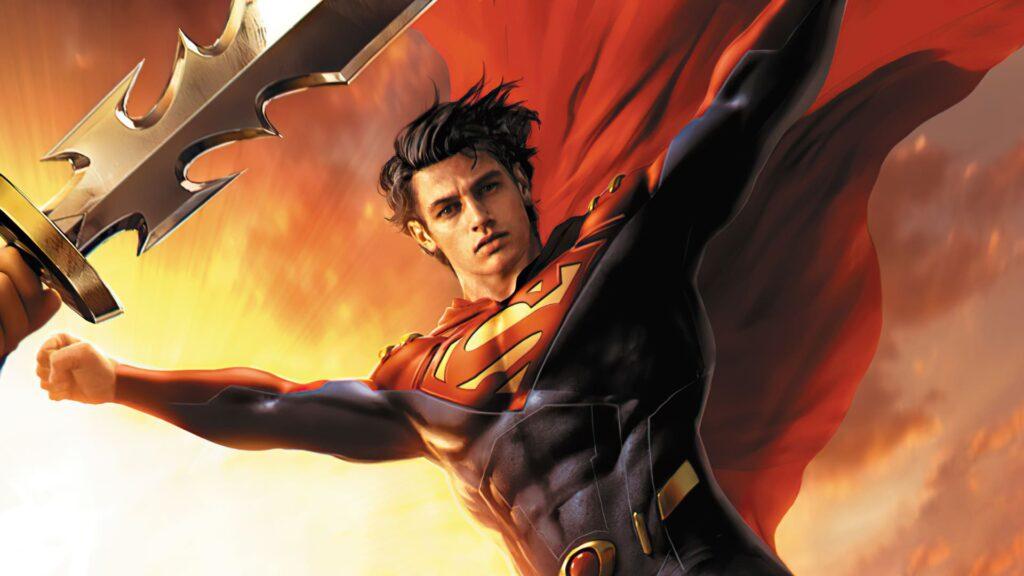superman desktop background