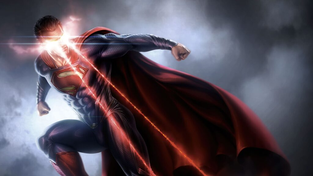 superman laptop wallpaper