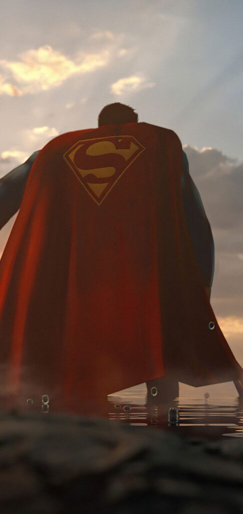 superman wallpaper mobile