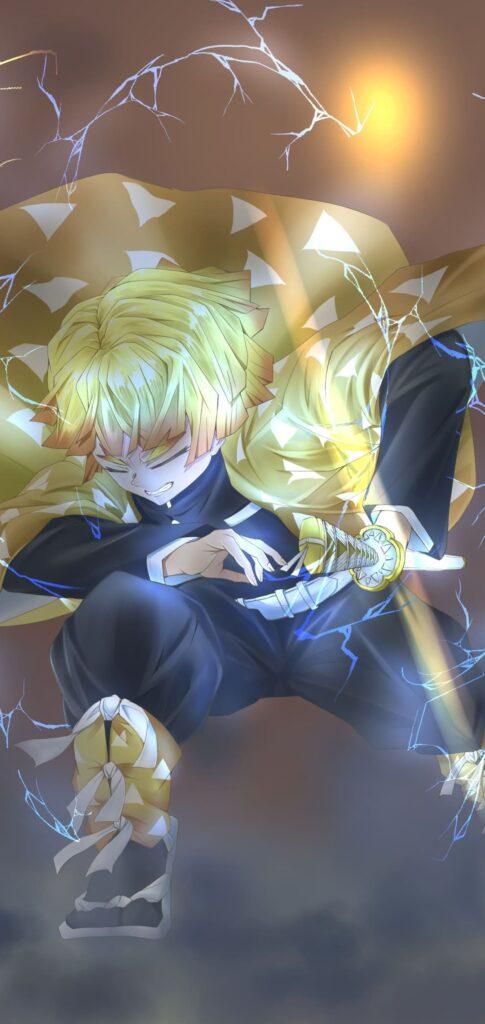 zenitsu image