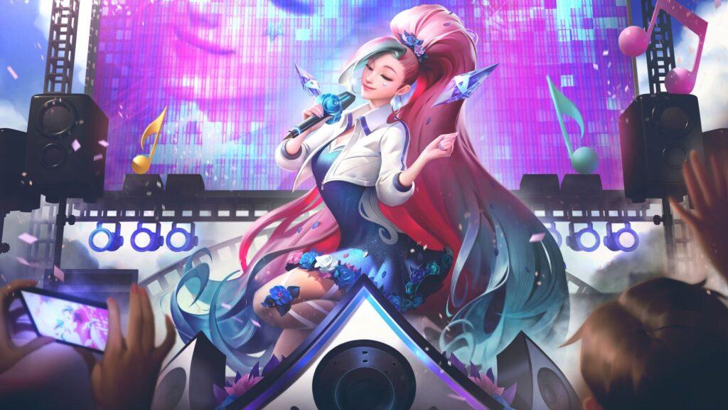 kda desktop wallpaper