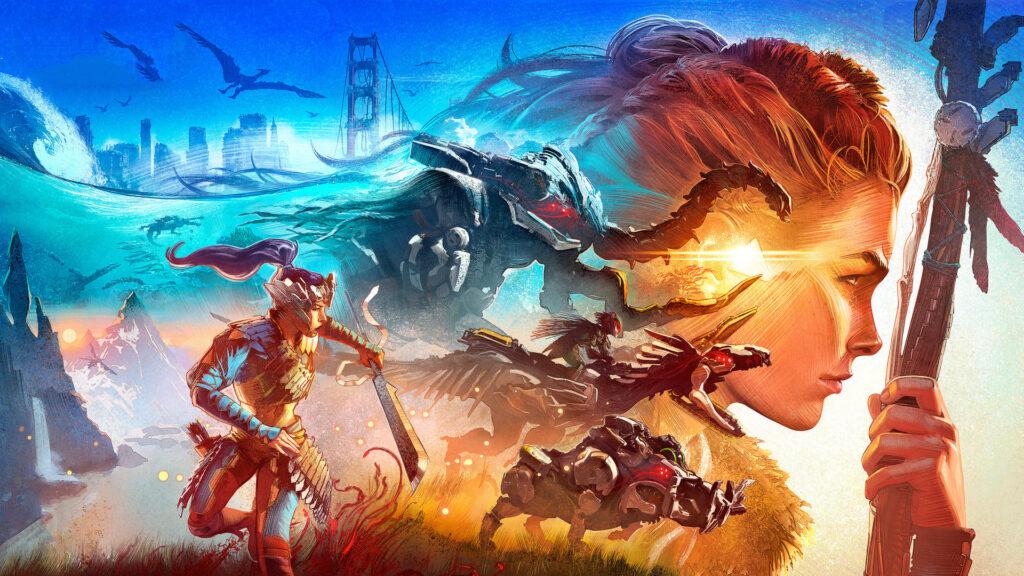 horizon forbidden west desktop background