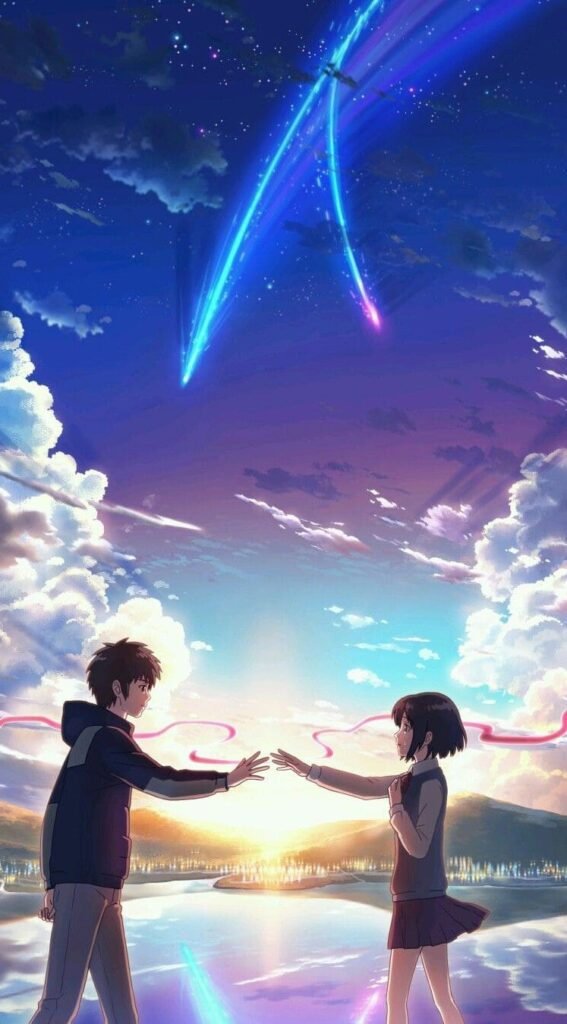 5 centimeters per second android wallpaper