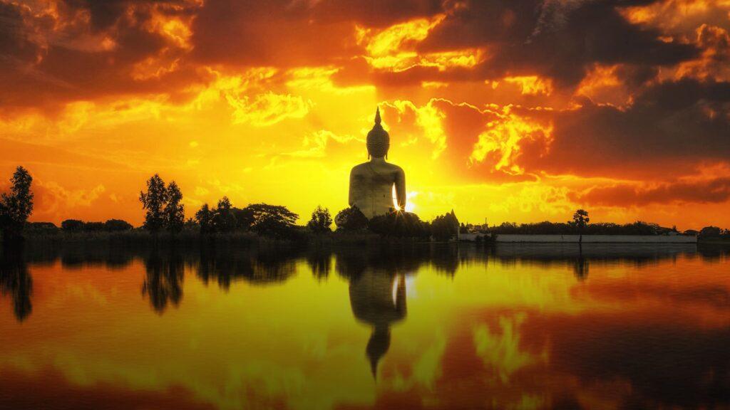 buddha pc wallpaper