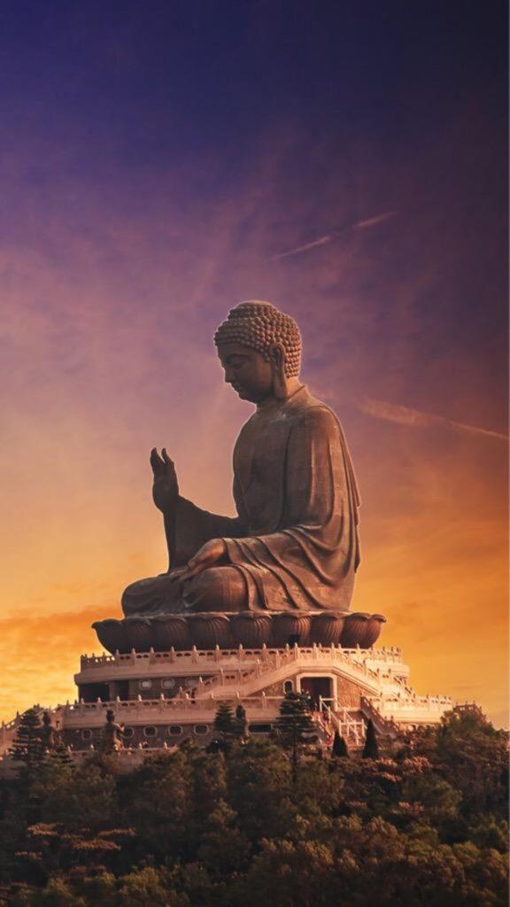 buddha phone wallpaper