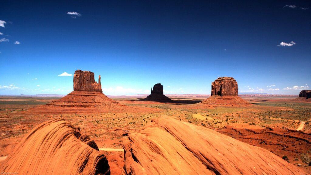 desert desktop background