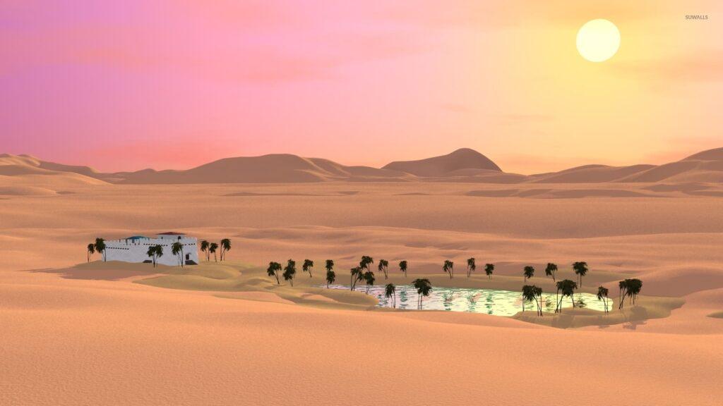 desert laptop wallpaper