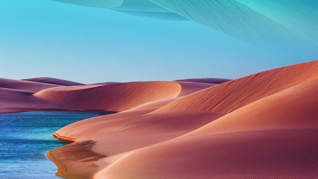 desert pc wallpaper
