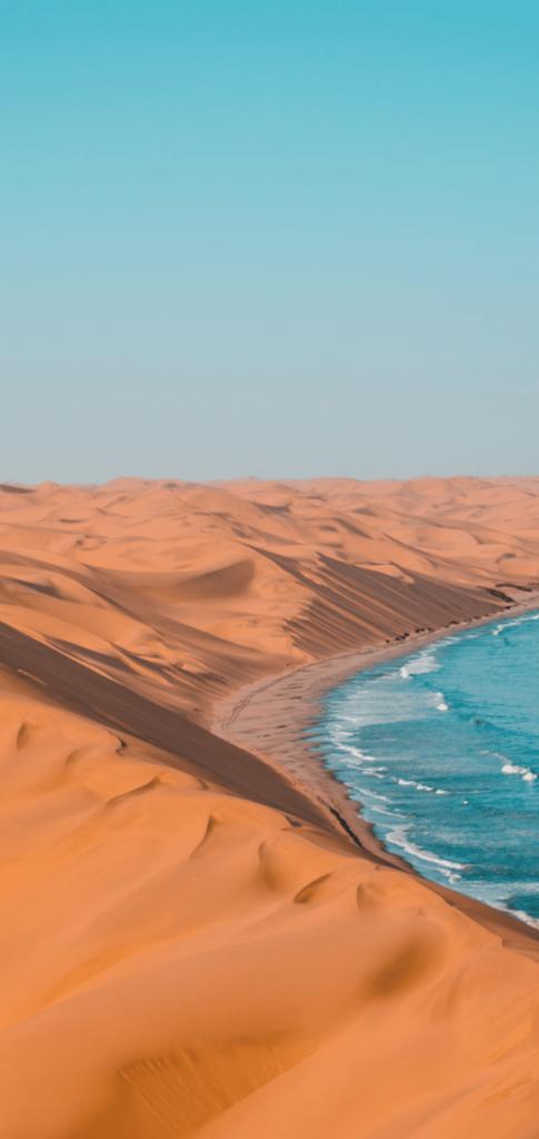 desert wallpaper iphone