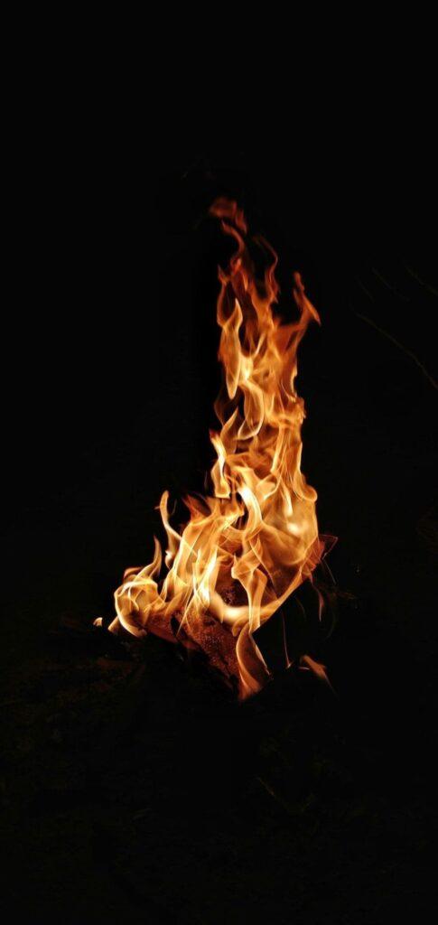 fire wallpaper 4k