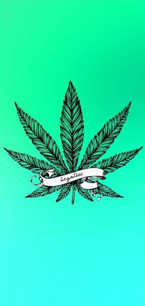 latest cannabis wallpaper