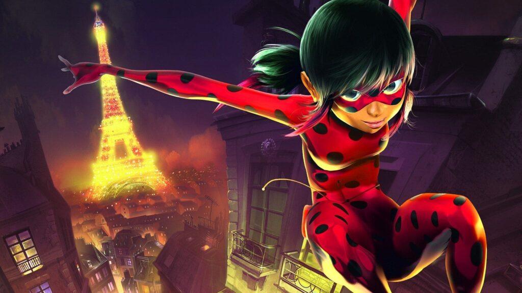 miraculous ladybug pc background