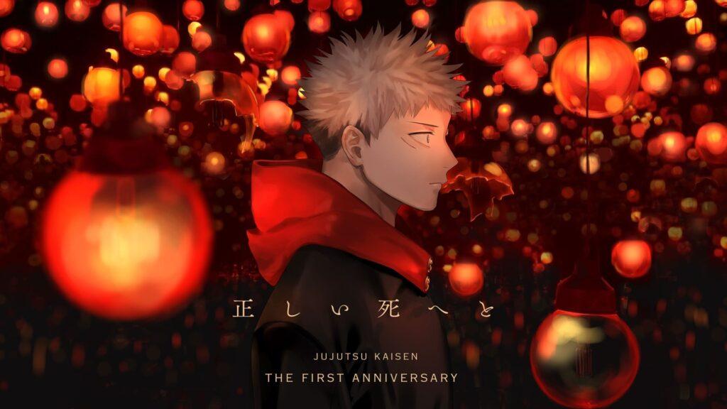 yuji itadori android wallpaper