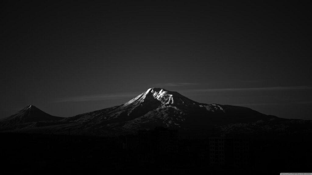 dark background