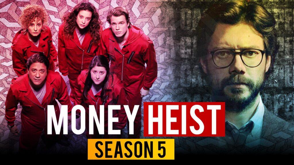 money heist season 5 backgrounds