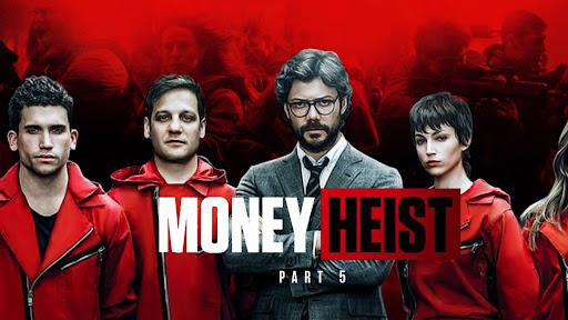 money heist season 5 images